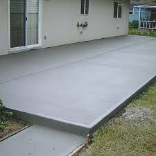 how much does a concrete patio cost lovely 44 awesome backyard concrete slab cost of how