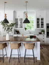 wood stain 60 great farmhouse kitchen countertops design ideas and decor countertops de