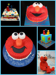 Elmo Cupcake Decorations With Cake Walmart Plus Birthday Ideas