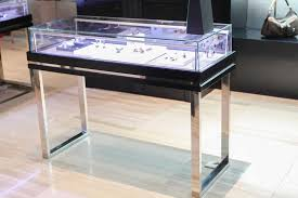 jewelry used gl display cases lighted jewelry display counter