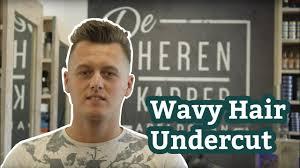 Wavy Undercut With Razor Fade Tutorial Kevin Murphy Easy Rider Moquerhd 4k