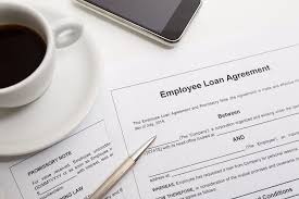 Company Loan To Employee Agreement Employee Loans What Are The Rules Generate Accounting