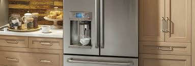 small depth refrigerator.  Small A Counterdepth Refrigerator Sits Flush With Your Cabinetry To Small Depth Refrigerator A