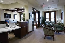 dentist office design. A Harmonious Blend Of Old Charm And Modern Design Make The Practice Feel Welcoming. VIP Waiting Room Offers An Even More Plush Place For Doctor\u0027s Dentist Office R