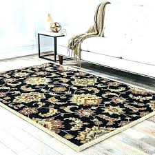 black braided rug oval rug handmade fl black tan area braided rugs contemporary indoor outdoor round black braided rug