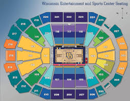 Milwaukee Bucks Detailed Seating Chart Punctual Milwaukee Bucks Stadium Seating Chart Milwaukee