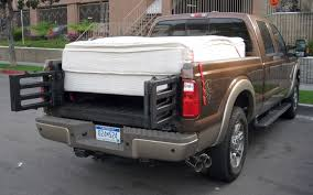 Moving a queen size bed in a 6.5' bed. - F150online Forums