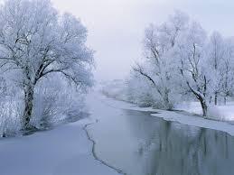 winter mac backgrounds free download 1600x1200 rvier in winter desktop pc and mac
