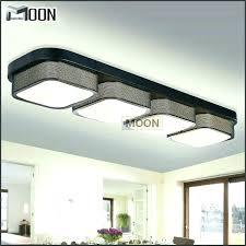 unique ceiling lighting. Led Kitchen Light Fixtures Ceiling Lighting Fixture Unique Modern