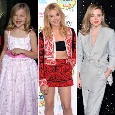 Chloe Grace Moretz Young to Today: See Her Transformation