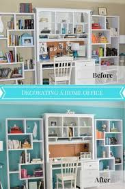organize home office deco. home office decor bookshelf staging organization diy painting organize deco