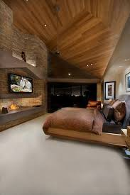 modern master bedroom with fireplace. Bedroom Fireplace Design Ideas 24 Modern Master With