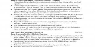 Biology And Chemistry Student Resume Sample. Marine Biologist Resume ...