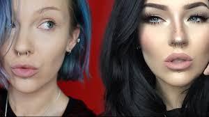 from thumb to fox megan fox transformation makeup tutorial