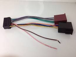 sony cdx mdx mex 16 pin new wiring harness loom wire iso fittings Sony Radio Wiring Harness photobucket pictures, images and photos sony radio wiring harness