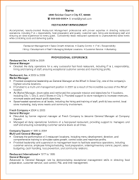 Food Specialist Sample Resume Legal Associate Cover Letter Quality