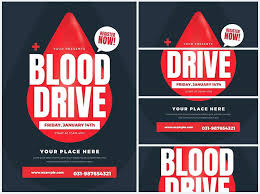 Donation Flyer Template Best Blood Donation Flyer Template Drive Printable Cmdoneco