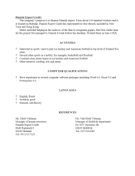 With References 3 Resume Format Resume References Job Resume