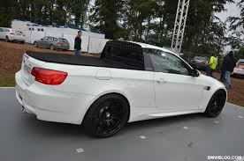 Would you buy a BMW pickup truck?