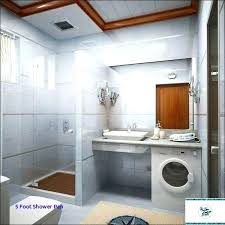best pics bathroom ideas beautiful luxury 5 foot shower pan base tray 2