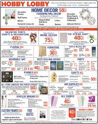 And you can enjoy total of 1 hobby lobby ads published for this week. Hobby Lobby Current Weekly Ad 01 13 01 18 2020 Frequent Ads Com