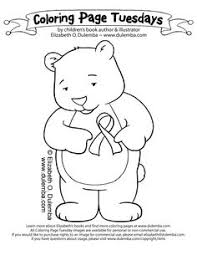 Small Picture cancer color sheets Breast Cancer Awareness Coloring Pages