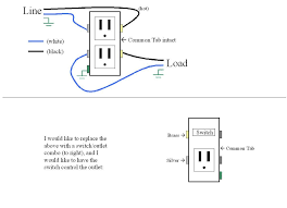 how to wire switches combination switchoutlet light fixture within wiring a light switch and outlet on same circuit at Combination Switch Wiring Diagram