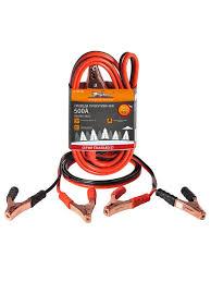 <b>Провода</b> прикуривания 500А (4м, 12/24В) (серия STANDARD) (SA ...