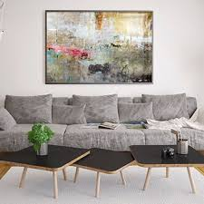 large canvas wall art canada