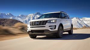 2017 Ford Explorer Review & Ratings | Edmunds