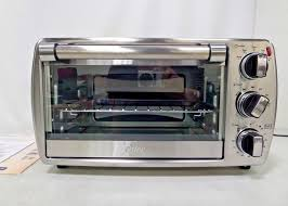 details about oster 6 slice convection countertop oven tssttvcg04