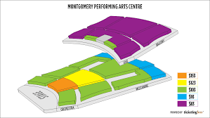 Alabama Shakespeare Festival Seating Chart Montgomery Montgomery Performing Arts Centre Seating Chart