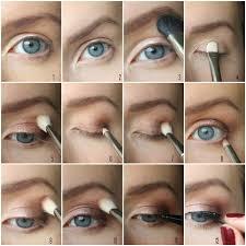 eye makeup techniques for deep set eyes