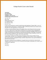 9 Application Letter For It Students Texas Tech Rehab Counseling
