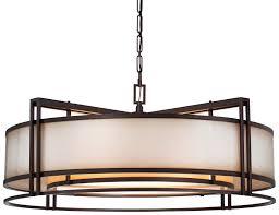 mesmerizing large drum pendant lighting metal drum chandelier white pendant light interesting