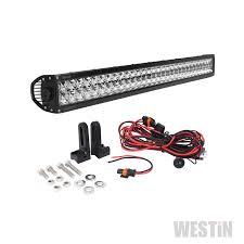 performance2x led light bar 09 12230 60s westin automotive performance2x led light bar