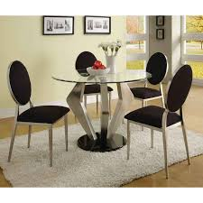 black dining room set round. Full Size Of Dining Room:contemporary Room Sets Fabulous Modern Design Ideas With Simple Black Set Round R