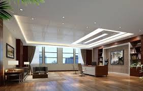 modern minimalist office. Minimalist Office Design For Your Best Job: Modern Spaciou Interior Wih Wooden Elements