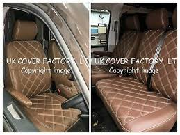 tailored fit van seat covers vw crafter