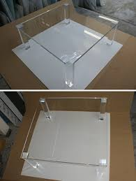 acrylic furniture uk. Perspex Fabrication And Acrylic - Furniture Inplas Plastic Fabrications UK Uk