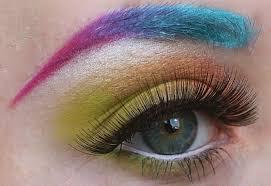 eye makeup free stock photo