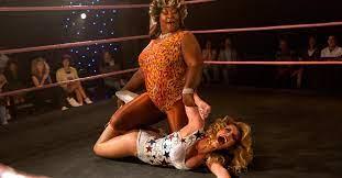 Black White Lesbian Wrestling