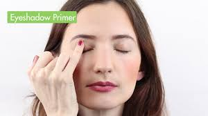 adding your eye makeup