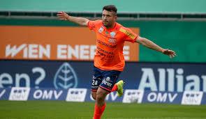 TSV Hartberg bindet Top-Stürmer Dario Tadic langfristig