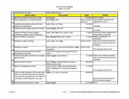 Business Plan Spreadsheet Template Excel With Day 30 60 90 Plan