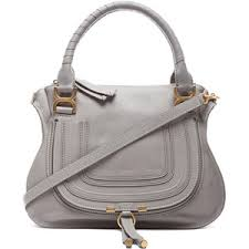 chloe marcie grey. chloe medium marcie shoulder bag in cashmere grey a