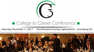 c college to career conference mansfield university c3 2017 website graphic