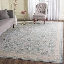 safavieh blue gray area rug