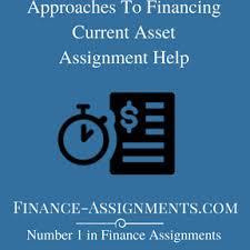 approaches to financing current asset homework help finance approaches to financing current asset homework help