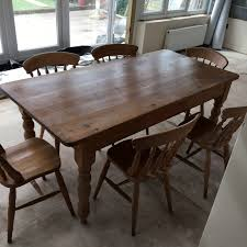 my first port of call was sourcing a 6ft table chairs set from gumtree i sometimes use facebook groups or even but often find that these